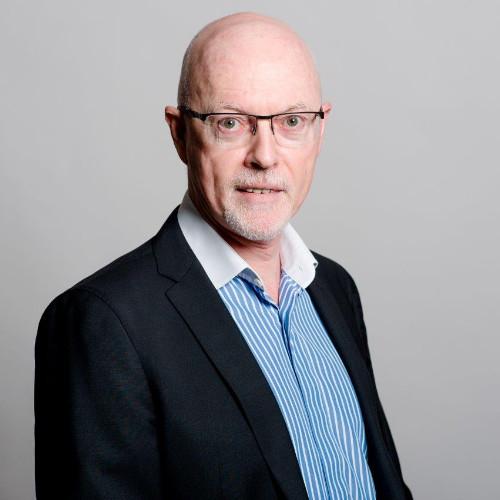 Dr Stephen Gates
